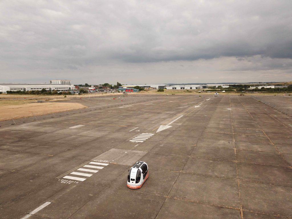 Проект CAPRI  - це про автономні таксі